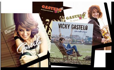 Discografía Vicky Gastelo